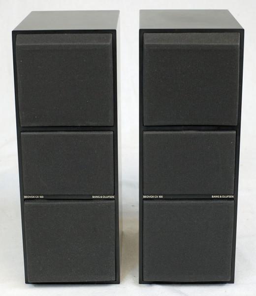 B&O Beovox CX100 in schwarz