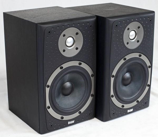 B&W DM303 Kompaktboxen