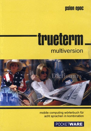 Trueterm Multiversion - Wörterbuch in 8 Sprachen