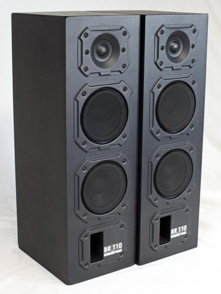 RFT BR3750 - Statron BR110 schwarz - generalüberholt - mit neuen Terminals